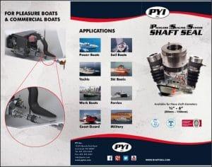 PYI Inc PSS Shaft Seals Brochure