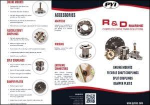 PYI R&D Marine Brochure