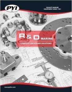 PYI R&D Marine Catalog