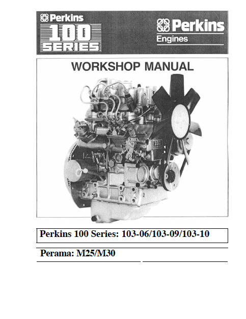 perkins diesel engine 100 series workshop manual marine diesel basics rh marinedieselbasics com perkins diesel engine workshop manual perkins diesel engine manual pdf