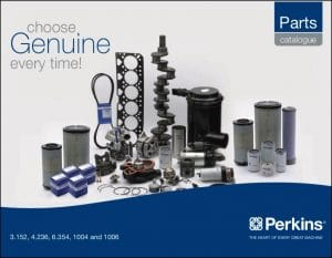Perkins 3.152 diesel engine Parts Catalogue