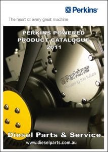 Perkins diesel engine Catalogue 2011