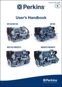 Perkins M130/M135 Users Handbook