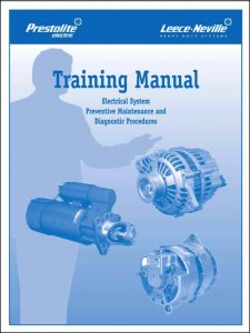 Prestolite Training Manual