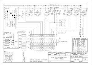 Sabb Engine Wiring 961340 Schematic