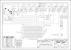 Sabb Engine Wiring 961347 Schematic