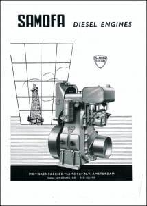 Samofa 80 Series diesel engine Brochure