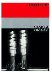 Samofa S108 Series diesel enginesbrochure
