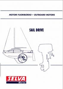 Selva Marine Saildrive Marine Transmission Manual