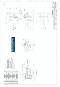 Sherwood G1 Raw Water Pump Drawing