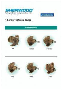 Sherwood R Series Raw Water Pumps Guide