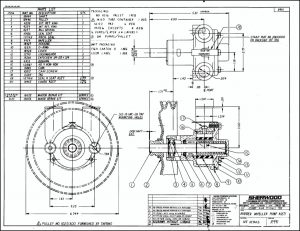 Sherwood R991 Pump Diagram