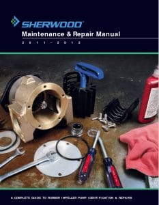 Sherwood pumps maintenance manual
