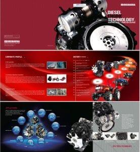 Shibaura Diesel Engine Catalog