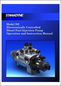 Stanadyne DE Injection Pump Operation Manual