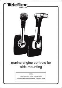 Teleflex 700SS Installer Manual