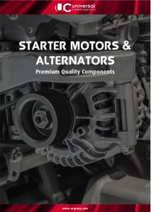 Universal Starters Alternators Catalog