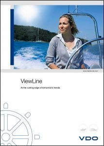 VDO ViewLine Instrumentation Catalog 2016