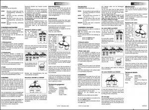 Vetus ASDH Syphon Break Installation Instructions