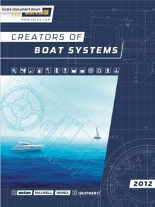 Vetus boat system equipment Catalogue