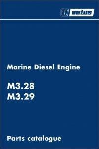 Vetus M3.28 marine diesel engine Parts Catalogue
