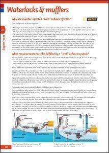 Vetus Wet Exhaust Waterlocks Brochure
