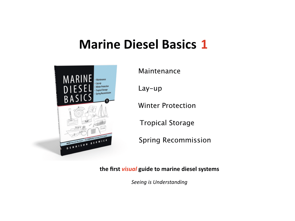 Opening image of video introducing Marine Diesel Basics 1
