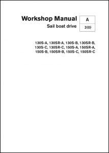 Volvo 130 Saildrive Workshop Manual