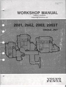 Volvo 2001 Workshop Manual