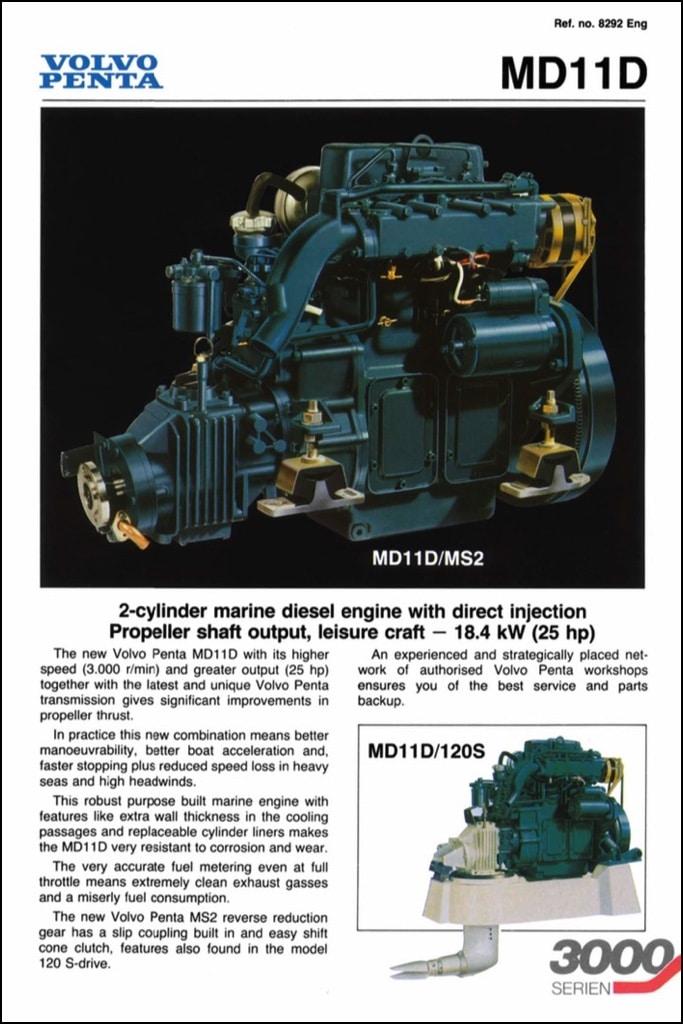 volvo engine manuals marine diesel basics rh marinedieselbasics com