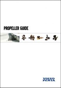 Volvo Penta marine Propeller Guide Catalogue