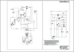 Westerbeke 7A One Wiring Schematic Rev B
