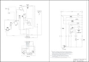 Westerbeke 7A One Wiring Schematic Rev C