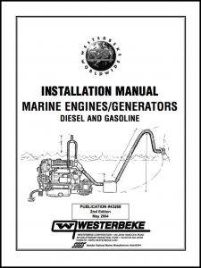 Westerbeke Marine Engine Installation Manual 2004