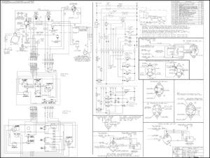 Westerbeke Wiring All Marine Engines Schematic 1991