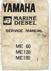 Yamaha ME60 Service Manual small cover