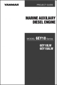Yanmar 6EY18 Marine Diesel Engine Project Guide