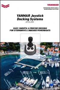 Yanmar JC10 Joystick Systems Brochure