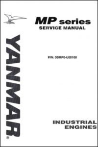 Yanmar MP Series Diesel Engine Service Manual