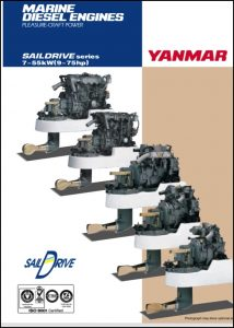 Yanmar Saildrive Series Brochure