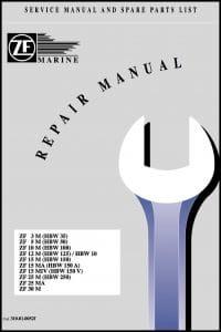 ZF ZF3M Marine Transmission Repair Manual