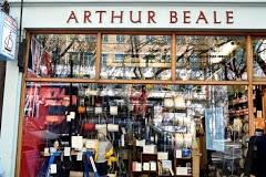 Arthur Beale shop photo Marine Diesel Basics