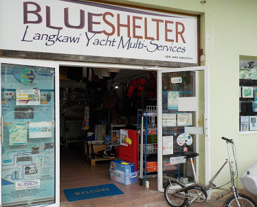 blue shelter logo