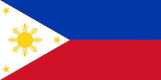 필리핀 국기