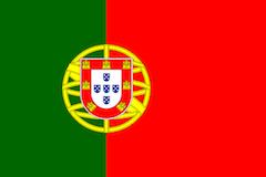 포르투갈 깃발